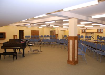 FUMC Fellowship Hall